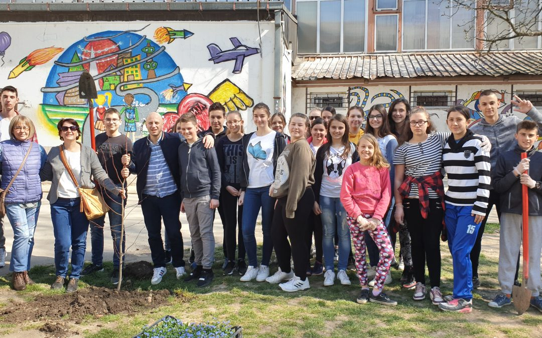 Naš obisk v Srbiji